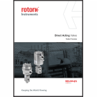 Direct Acting Valves (Rotork Midland)