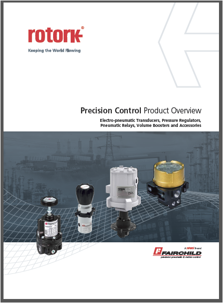Precision Control Product Overview